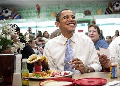 Obama niet verzadigd, artikel Je Eigen Coach, door Maurice van der Wardt