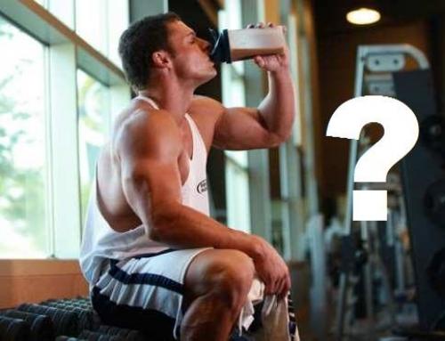 Moet je direct na het trainen een eiwitshake drinken?