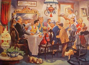 Topfit de kerst door, artikel van Je Eigen Coach