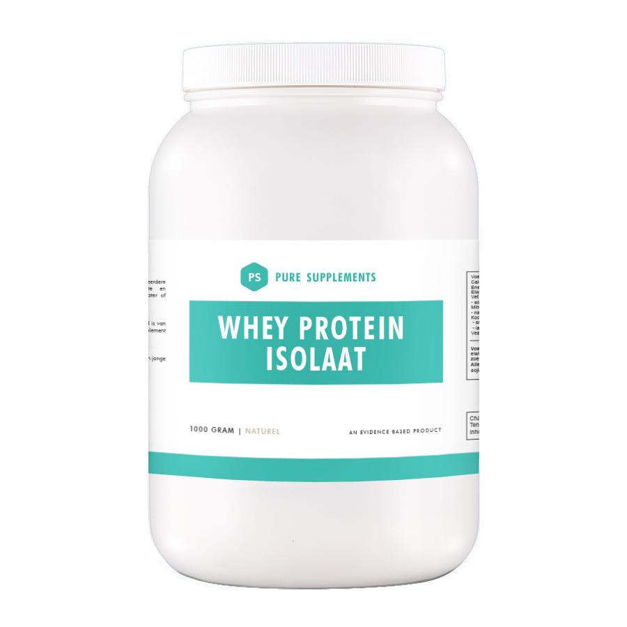 whey-protein-isolaat-naturel-van-pure-supplements